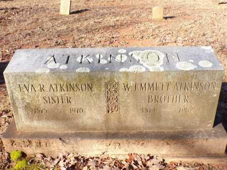 ATKINSON, EVA R - Columbia County, Arkansas | EVA R ATKINSON - Arkansas Gravestone Photos