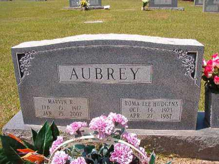 HUDGENS AUBREY, ROMA LEE - Columbia County, Arkansas | ROMA LEE HUDGENS AUBREY - Arkansas Gravestone Photos