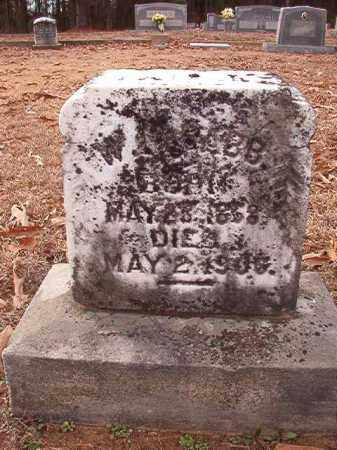 BABB, W M - Columbia County, Arkansas | W M BABB - Arkansas Gravestone Photos