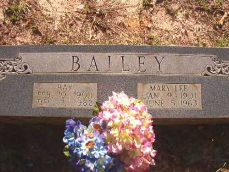 BAILEY, RAY - Columbia County, Arkansas | RAY BAILEY - Arkansas Gravestone Photos