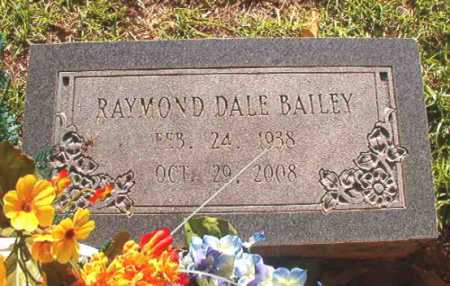 BAILEY, RAYMOND DALE - Columbia County, Arkansas | RAYMOND DALE BAILEY - Arkansas Gravestone Photos