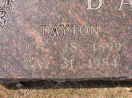BAKER, DAYTON - Columbia County, Arkansas | DAYTON BAKER - Arkansas Gravestone Photos