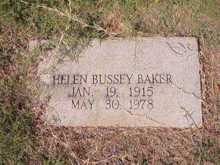 BAKER, HELEN - Columbia County, Arkansas | HELEN BAKER - Arkansas Gravestone Photos