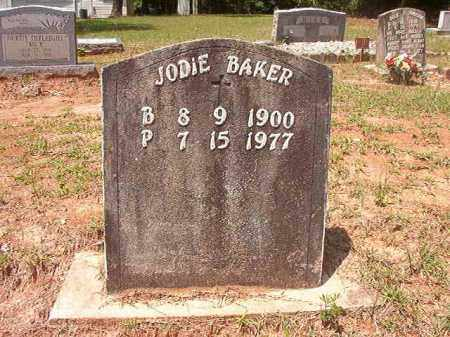 BAKER, JODIE - Columbia County, Arkansas | JODIE BAKER - Arkansas Gravestone Photos