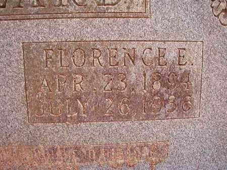 BALLARD, FLORENCE E - Columbia County, Arkansas | FLORENCE E BALLARD - Arkansas Gravestone Photos