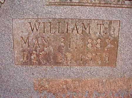 BALLARD, WILLIAM T - Columbia County, Arkansas | WILLIAM T BALLARD - Arkansas Gravestone Photos