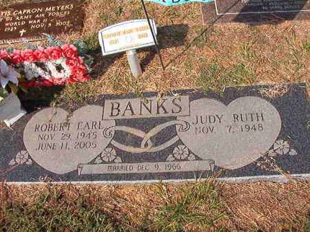 BANKS, ROBERT EARL - Columbia County, Arkansas | ROBERT EARL BANKS - Arkansas Gravestone Photos