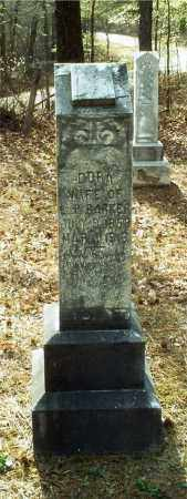 BARKER, CORA - Columbia County, Arkansas | CORA BARKER - Arkansas Gravestone Photos