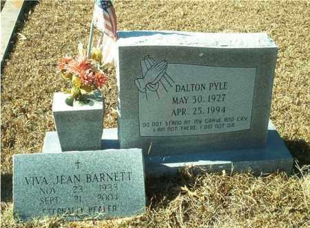 BARNETT, VIVA JEAN - Columbia County, Arkansas | VIVA JEAN BARNETT - Arkansas Gravestone Photos