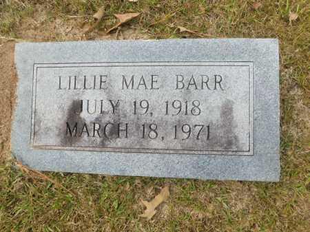 BARR, LILLIE MAE - Columbia County, Arkansas | LILLIE MAE BARR - Arkansas Gravestone Photos