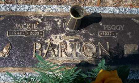 BARTON, JACKIE - Columbia County, Arkansas | JACKIE BARTON - Arkansas Gravestone Photos