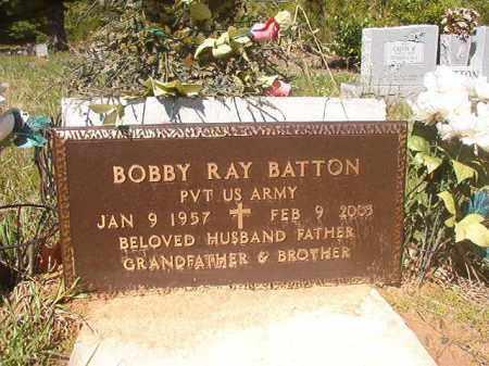 BATTON (VETERAN), BOBBY RAY - Columbia County, Arkansas | BOBBY RAY BATTON (VETERAN) - Arkansas Gravestone Photos