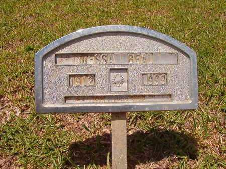 BEAL, ODESSA - Columbia County, Arkansas | ODESSA BEAL - Arkansas Gravestone Photos