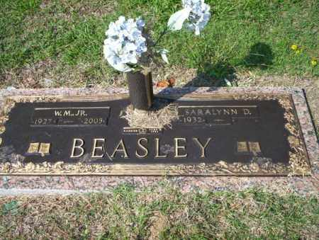 BEASLEY,  JR., W M - Columbia County, Arkansas | W M BEASLEY,  JR. - Arkansas Gravestone Photos