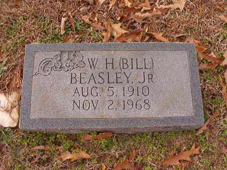 BEASLEY, JR, W H (BILL) - Columbia County, Arkansas | W H (BILL) BEASLEY, JR - Arkansas Gravestone Photos