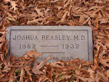BEASLEY, MD, JOSHUA - Columbia County, Arkansas | JOSHUA BEASLEY, MD - Arkansas Gravestone Photos