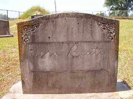 BEATY, VERA - Columbia County, Arkansas | VERA BEATY - Arkansas Gravestone Photos