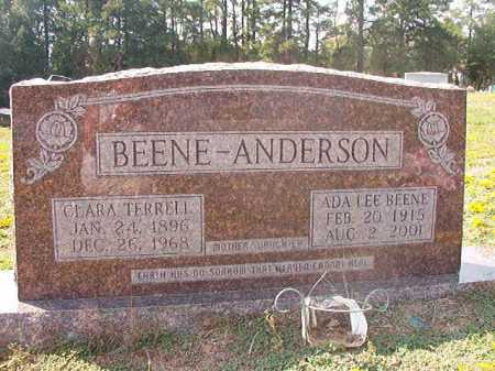 BEENE ANDERSON, ADA LEE - Columbia County, Arkansas | ADA LEE BEENE ANDERSON - Arkansas Gravestone Photos