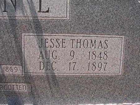 BEENE, JESSE THOMAS - Columbia County, Arkansas | JESSE THOMAS BEENE - Arkansas Gravestone Photos