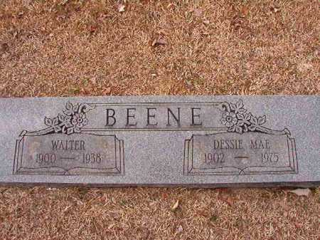 BEENE, WALTER - Columbia County, Arkansas | WALTER BEENE - Arkansas Gravestone Photos