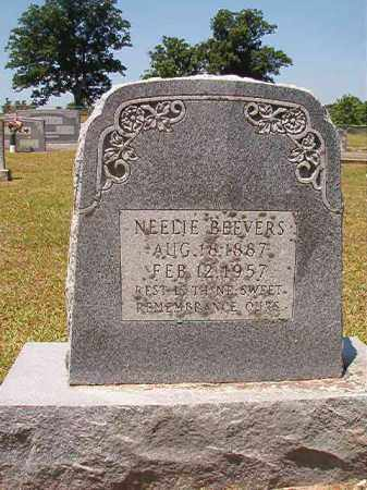 BEEVERS, NEELIE - Columbia County, Arkansas | NEELIE BEEVERS - Arkansas Gravestone Photos