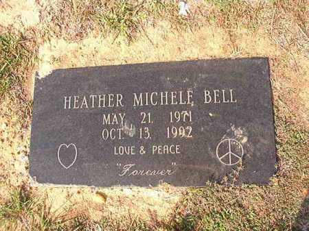 BELL, HEATHER MICHELE - Columbia County, Arkansas | HEATHER MICHELE BELL - Arkansas Gravestone Photos