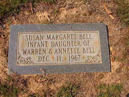 BELL, SUSAN MARGARET - Columbia County, Arkansas | SUSAN MARGARET BELL - Arkansas Gravestone Photos
