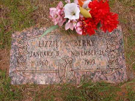 BERRY, LIZZIE L - Columbia County, Arkansas | LIZZIE L BERRY - Arkansas Gravestone Photos