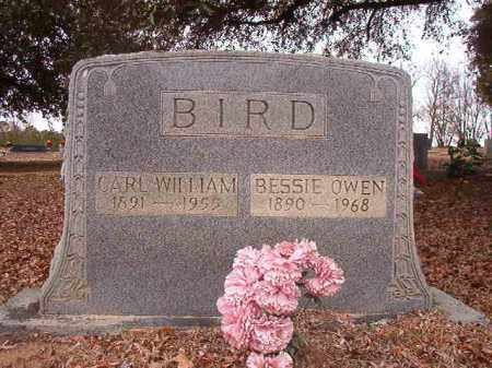 BIRD, CARL WILLIAM - Columbia County, Arkansas | CARL WILLIAM BIRD - Arkansas Gravestone Photos