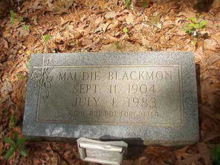 BLACKMON, MAUDIE - Columbia County, Arkansas | MAUDIE BLACKMON - Arkansas Gravestone Photos