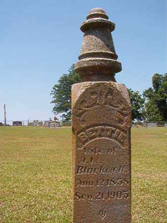 BLACKWELL, BETTIE - Columbia County, Arkansas | BETTIE BLACKWELL - Arkansas Gravestone Photos
