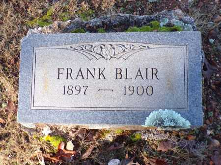 BLAIR, FRANK - Columbia County, Arkansas | FRANK BLAIR - Arkansas Gravestone Photos