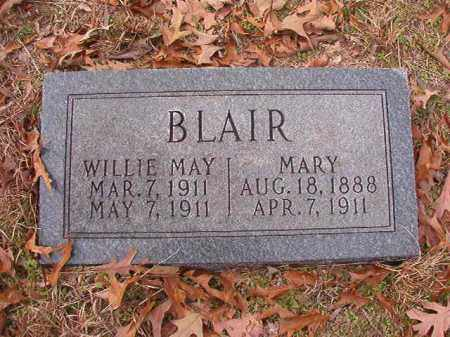 BLAIR, MARY - Columbia County, Arkansas | MARY BLAIR - Arkansas Gravestone Photos