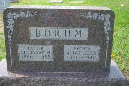 BORUM, ALICE JEAN - Columbia County, Arkansas | ALICE JEAN BORUM - Arkansas Gravestone Photos