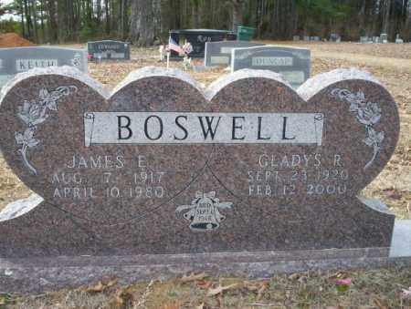 BOSWELL, JAMES E - Columbia County, Arkansas | JAMES E BOSWELL - Arkansas Gravestone Photos
