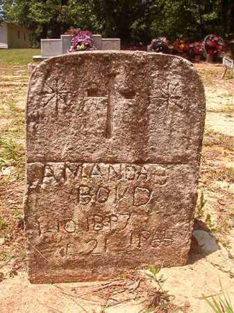 BOYD, AMANDA B - Columbia County, Arkansas | AMANDA B BOYD - Arkansas Gravestone Photos
