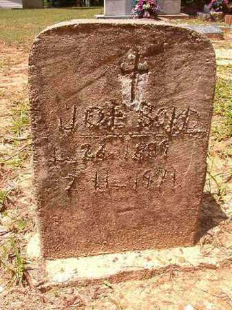 BOYD, JOE - Columbia County, Arkansas | JOE BOYD - Arkansas Gravestone Photos