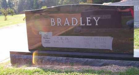BRADLEY, ALICE - Columbia County, Arkansas | ALICE BRADLEY - Arkansas Gravestone Photos