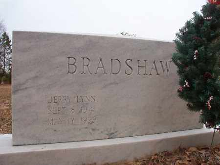 BRADSHAW, JERRY LYNN - Columbia County, Arkansas | JERRY LYNN BRADSHAW - Arkansas Gravestone Photos
