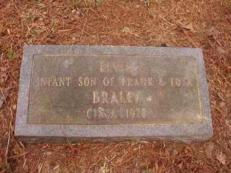 BRALEY, ELVIN - Columbia County, Arkansas   ELVIN BRALEY - Arkansas Gravestone Photos