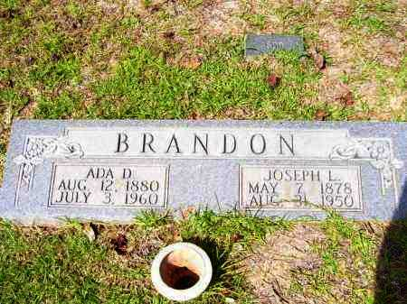 WATSON BRANDON, ADA DELLA - Columbia County, Arkansas | ADA DELLA WATSON BRANDON - Arkansas Gravestone Photos