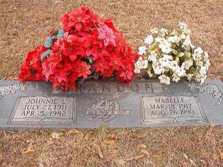 BRANDON, MABELLE - Columbia County, Arkansas | MABELLE BRANDON - Arkansas Gravestone Photos