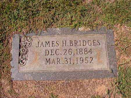 BRIDGES, JAMES H - Columbia County, Arkansas | JAMES H BRIDGES - Arkansas Gravestone Photos