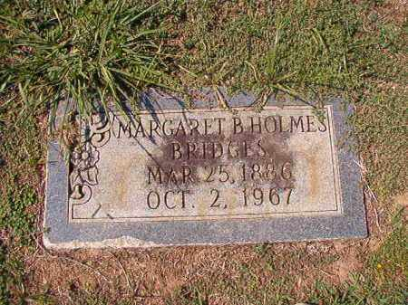 BRIDGES, MARGARET B - Columbia County, Arkansas | MARGARET B BRIDGES - Arkansas Gravestone Photos