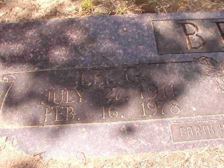 BROWN, LEE G - Columbia County, Arkansas | LEE G BROWN - Arkansas Gravestone Photos