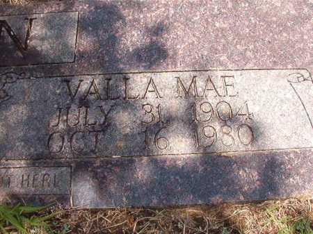 BROWN, VALLA MAE - Columbia County, Arkansas | VALLA MAE BROWN - Arkansas Gravestone Photos