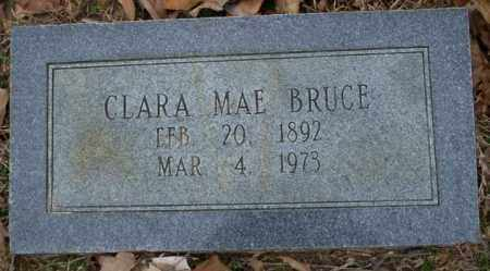 BRUCE, CLARA MAE - Columbia County, Arkansas | CLARA MAE BRUCE - Arkansas Gravestone Photos