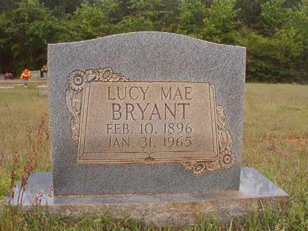 BRYANT, LUCY MAE - Columbia County, Arkansas | LUCY MAE BRYANT - Arkansas Gravestone Photos