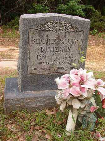 BUFFINGTON, BLOOMER - Columbia County, Arkansas | BLOOMER BUFFINGTON - Arkansas Gravestone Photos