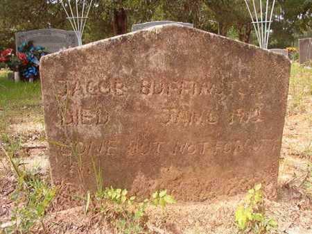 BUFFINGTON, JACOB - Columbia County, Arkansas | JACOB BUFFINGTON - Arkansas Gravestone Photos